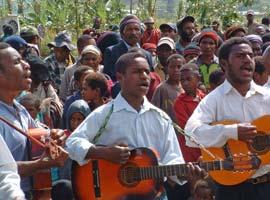 Kewa NT Dedication